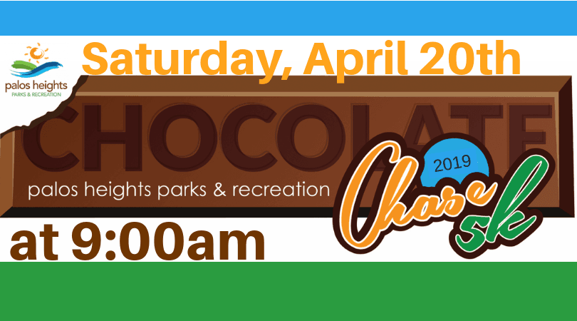 Chocolate Chase 5k 4-20-19