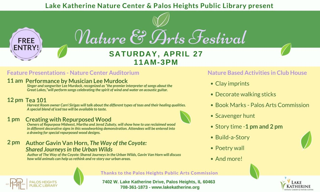 2019 Nature and Arts Festival LK
