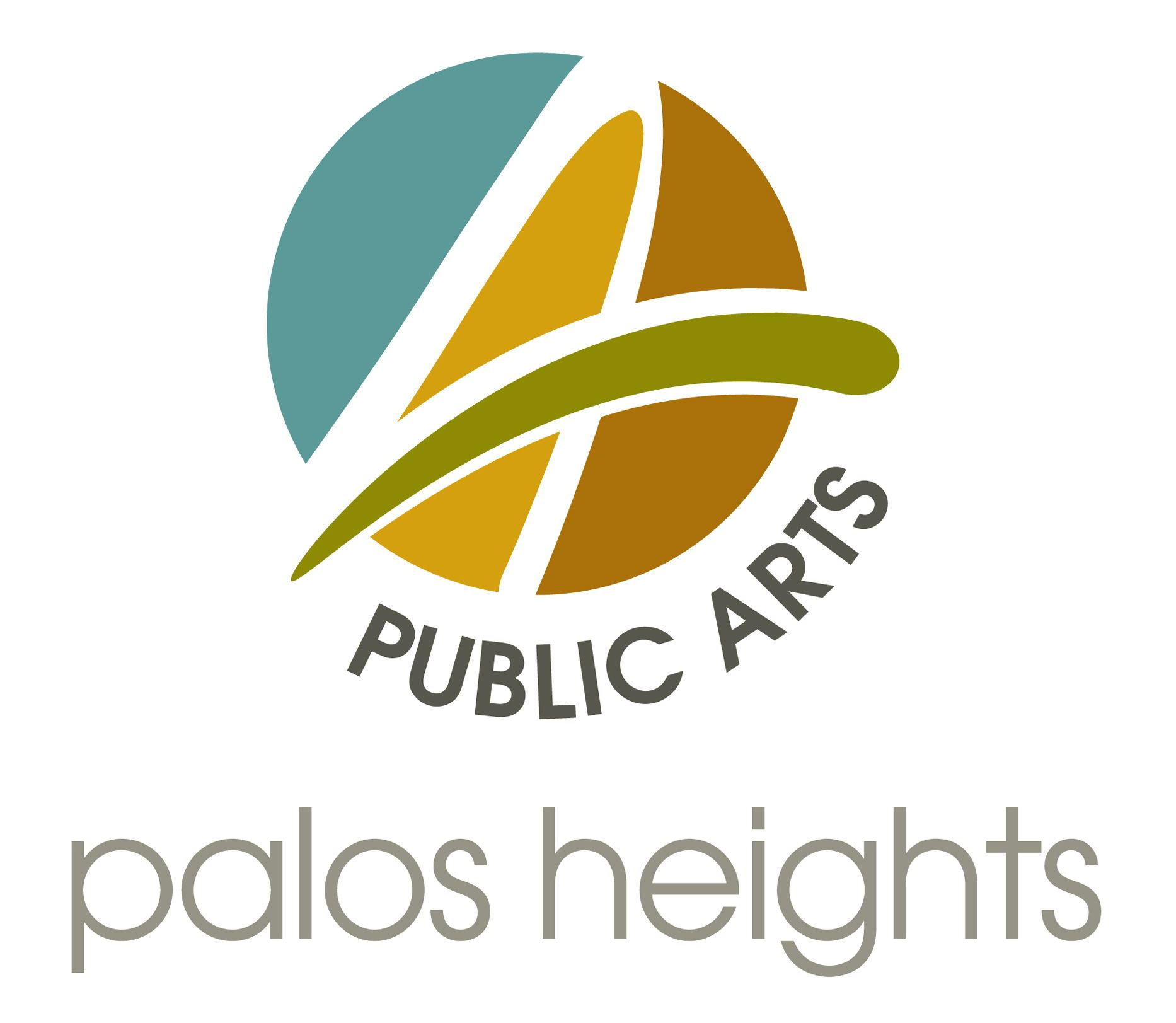 Public Arts Palos Heights Logo