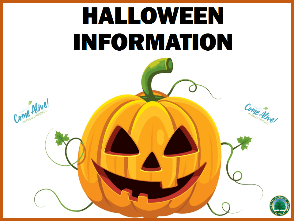 HALLOWEEN INFORMATION
