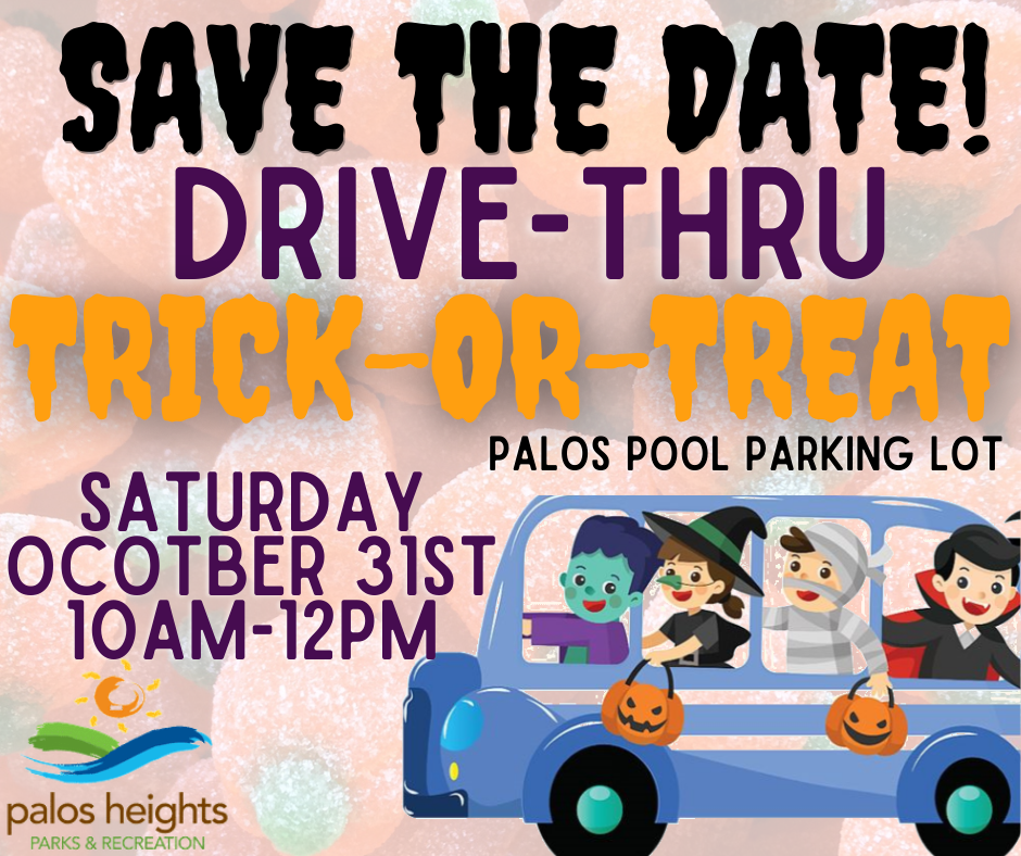 Drive Through Trick or Treat